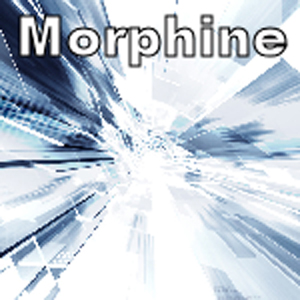 how strong is morphine.